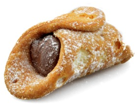 Foto Mini Cannoli al Cioccolato